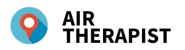Air therapistのロゴマークとリンク